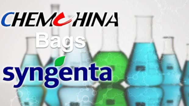 ChemChina Beats Monsanto to Win Syngenta in $44B Takeover