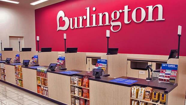 Midday Report: Burlington Pops on Guidance; U.S. Stocks Climb