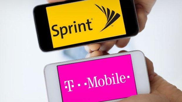 Deutsche Telekom Spikes on T-Mobile/Sprint Merger Speculation