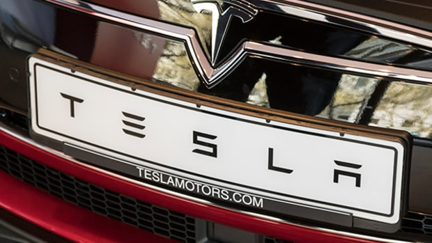 Tesla Stock Eclipses $300