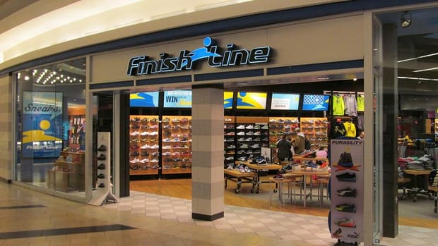 Finish Line Meets Street in Challenging Retail Environment