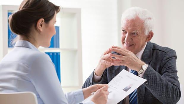 The Job Outlook for Seniors Suddenly Brightens