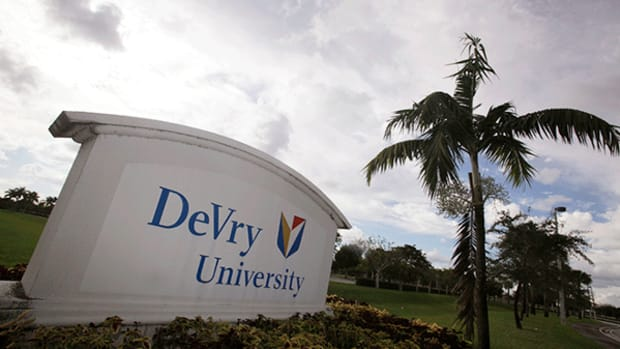 DeVry's Specialty Schools Shine as Regulatory Risk Hovers Over For-Profit Education