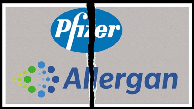 Trump Executive Order Could Revive Allergan-Pfizer Merger