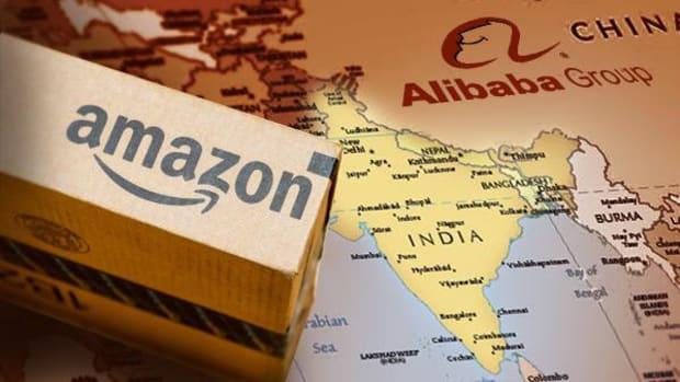 Amazon Promotes Head of India as Global Senior VP