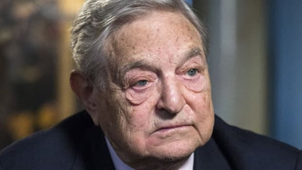 George Soros Sees Britain Reaching an Economic Tipping Point that Could Reverse Brexit Decision