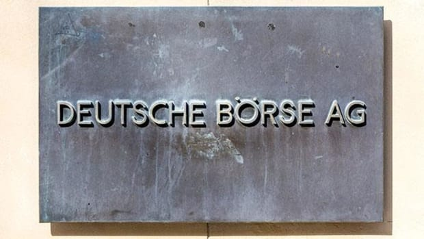 EU Blocks Deutsche Boerse, London Stock Exchange Merger