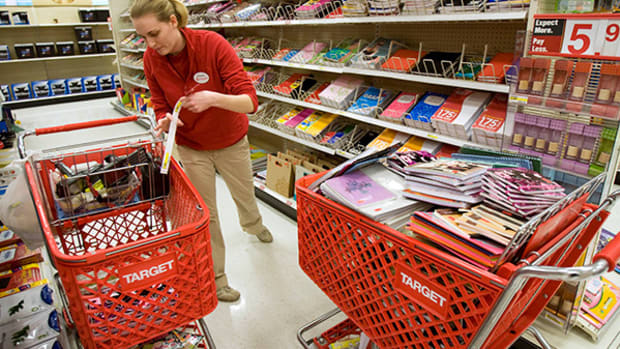 Target Paving Way for Higher Retail Wages
