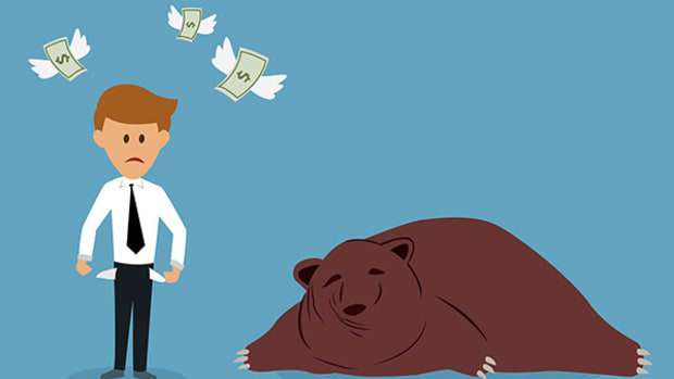 You're Your Own Worst Enemy As an Investor