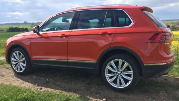 Volkswagen Tiguan Named Top Compact SUV Under $35,000