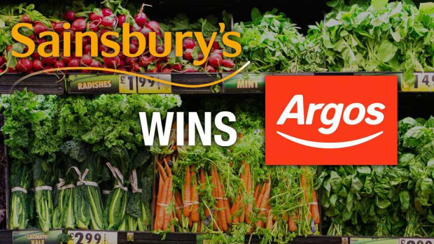 Sainsbury Bags Argos' Parent Home Retail Group for $1.7 Billion