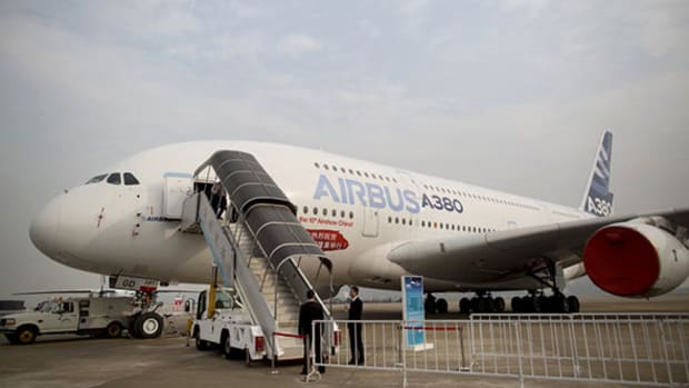 Airbus Explores Further Production Cuts for A380 Plane