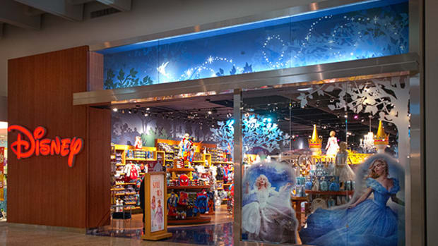 Disney Seeing the Value Again in its Network of Retail Stores