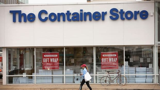 The Container Store Is Too Quiet for Goldman Sachs Analysts