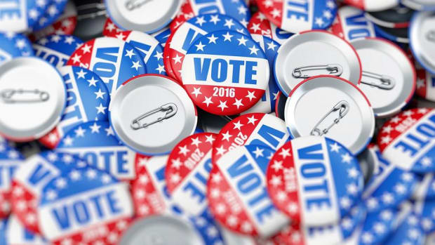 The Wait Is Over - Election Day Is Here