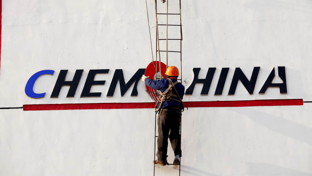 ChemChina, Syngenta Win FTC Approval for Deal