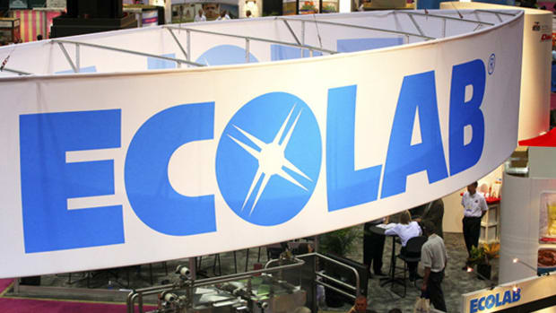 Ecolab (ECL) Stock Price Target Lowered at Barclays