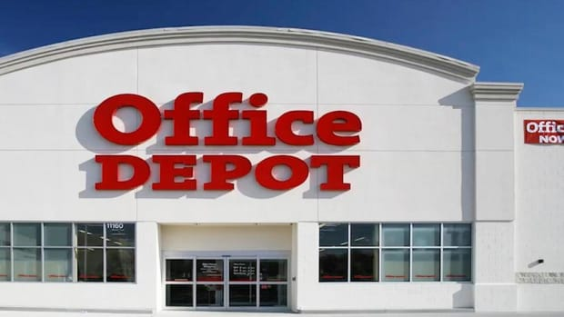 Jim Cramer: I Don't Know if Office Depot Can Survive