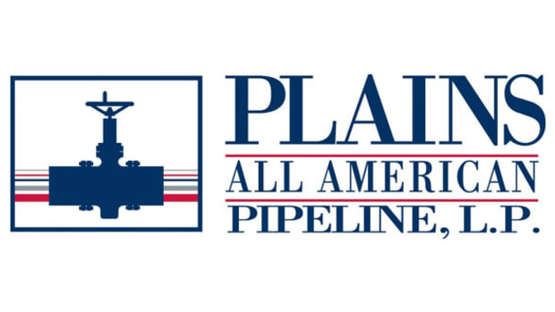 Plains All American (PAA) Stock Is the 'Chart of the Day'