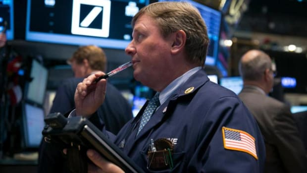 Midday Report: 3M Drags on Dow After Downgrade; Crude Surges to Boost S&P 500