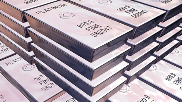 Platinum Producer Lonmin Sparkles with 10% Gain