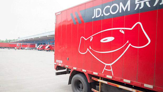 JD.Com Stock Falls After Widening Loss in Q2