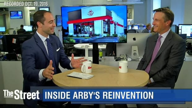 Before Buying Buffalo Wild Wings, Arby's CEO Talks Turning the Company Around