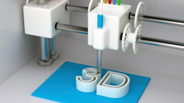 Here's How 3D Printing Is Set to Disrupt the Manufacturing Space