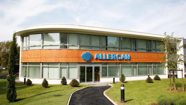 Jim Cramer: Allergan Deal Looks Like an Overpay