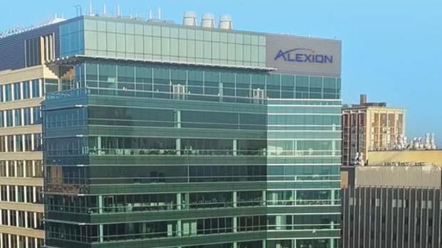 Alexion Shares Drop Amid Executive Changes