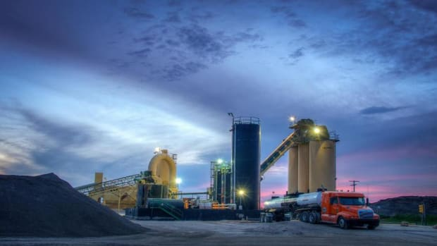 Concrete Business Looking Solid Says Summit Materials CEO