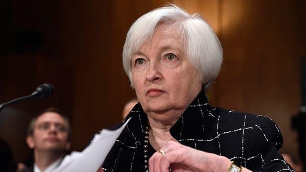 Fed Chair Yellen Why Banks Need Dodd-Frank