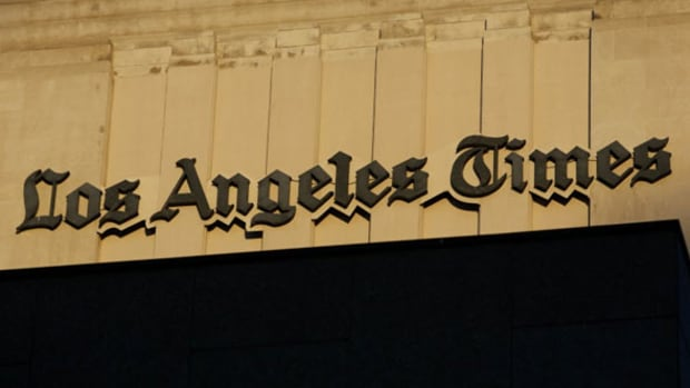 LA Times Tops 100,000 in Digital Subscriptions