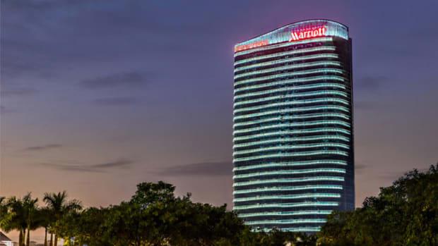 Marriott, Holiday Inn Dip As On-Demand Economy Claims Next Victim -ICYMI Tues.