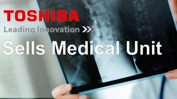 Toshiba Exits Medical Equipment Business Amid Fraud Allegations