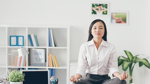 Meditation in the Workplace: Is Inner Calm the Fast Track to Success?