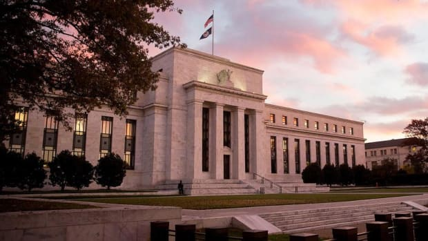Markets Await Federal Reserve Decision on Wednesday