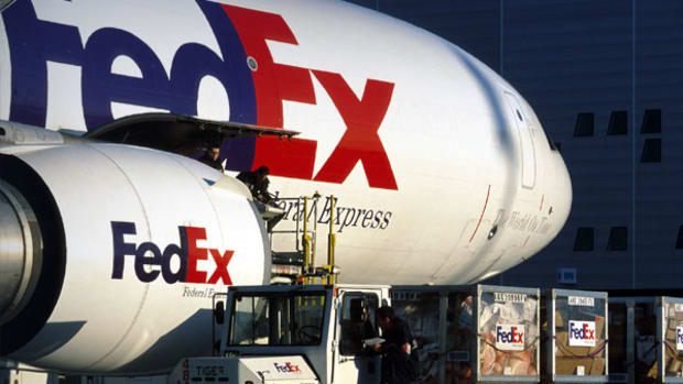 FedEx Stock Is Flying