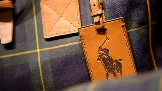Here's Why Shares of Ralph Lauren are Higher in Thursday's Session