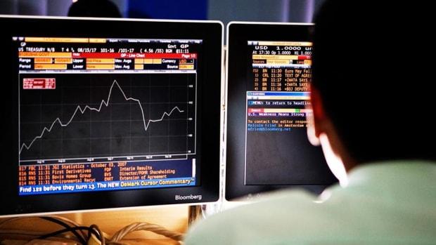 Closing Bell: Intersil Jumps on Renesas Deal; U.S. Stocks Slide
