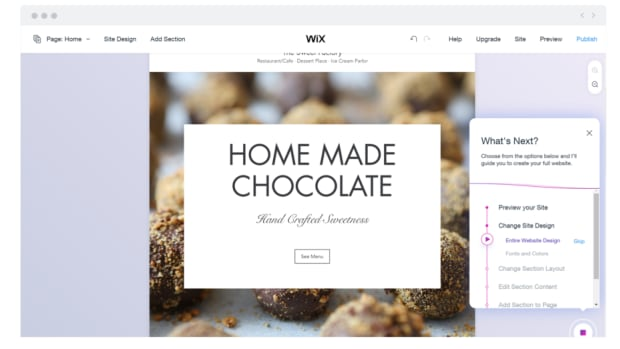 Wix.com's Stock Gets Boost from Artificial Intelligence Features