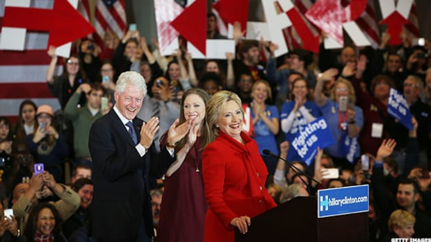 Why Hillary Isn't Worried She Lost New Hampshire