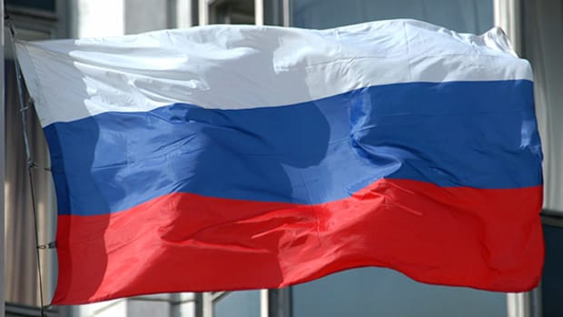 Russia's Gazprom Reports Drop in First-Quarter Earnings