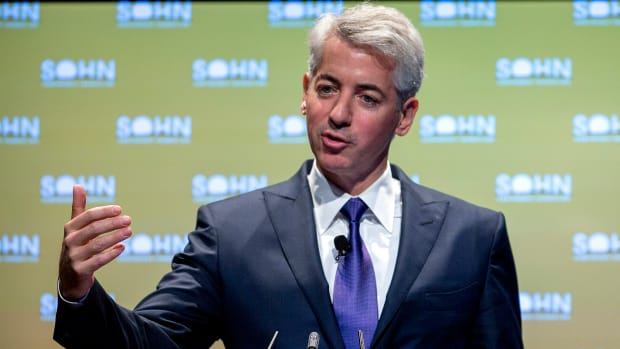 Ackman Reflects on His Valeant Investment