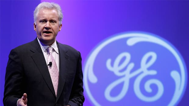 Jeff Immelt Out of Running for Uber CEO Position -- Here's Who Got the Gig