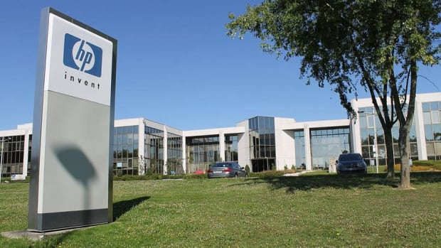 HP Inc. Shares Slumps on Job Cuts