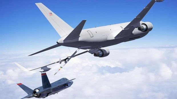 Boeing Shares Fall on Delay of KC-46 Tanker Delivery to Military