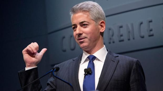 Bill Ackman Expects Valeant's Stock to Recover Once Confidence Is Restored