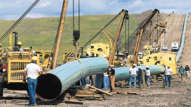 Four Pipeline Stocks Worth Pursuing