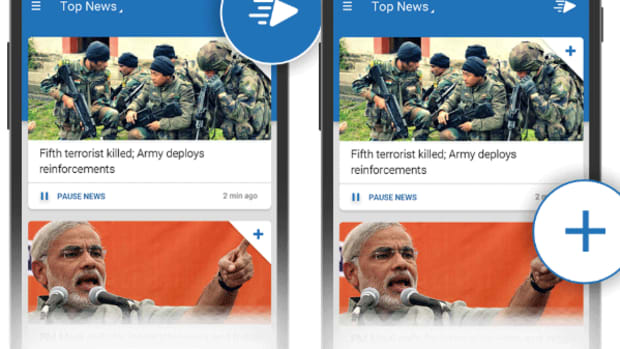 Khabri App Enables Busy Users to Access News More Easily